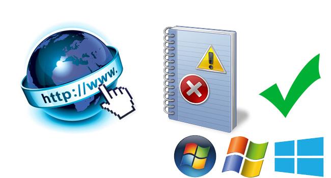 Windows'da Ağ Bulma Hataları Event Log Nasıl Çözülür-www.ceofix.com
