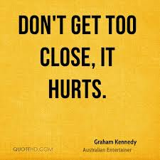 Estrangement Diaries A Recovery Journal Dont Get Too Close To