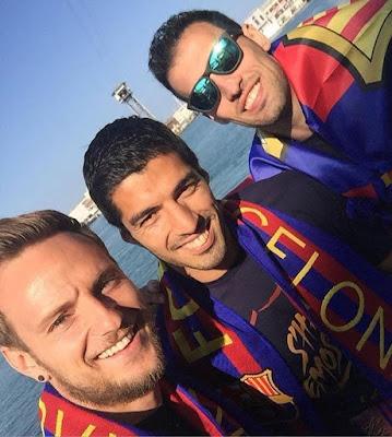 barcelona campeon liga española 2016