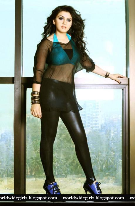 Cute South Actress Hansika Latest Hot Photos-3712