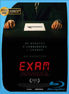 Exam​ 2009 HD [1080p] Latino [Mega | GDrive] SilvestreHD