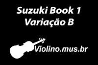 Suzuki 1 Brilha Brilha Estrelinha - Variação B