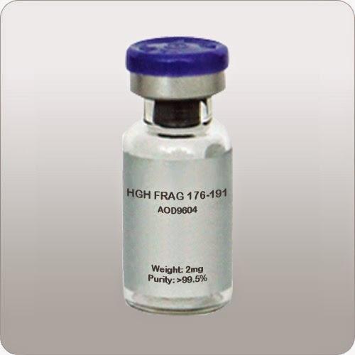 hgh 176-191 (perdida de grasa abdominal)