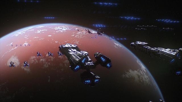 Nhện Khổng Lồ: Kẻ Phản Bội Sao Hỏa - Ảnh 2