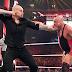 Kurt Angle é derrotado por Baron Corbin na última luta de sua carreira