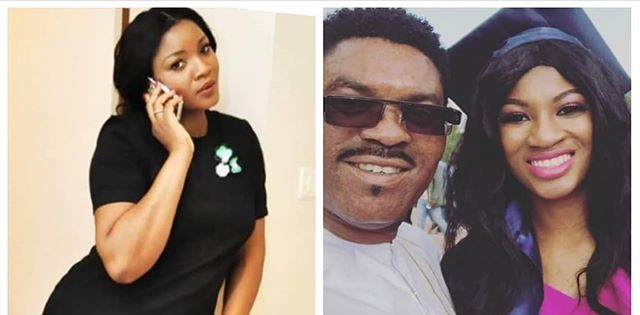 Actress Omotola Jolade's Daughter Graduates From Western Mediterranean University, Cyprus.