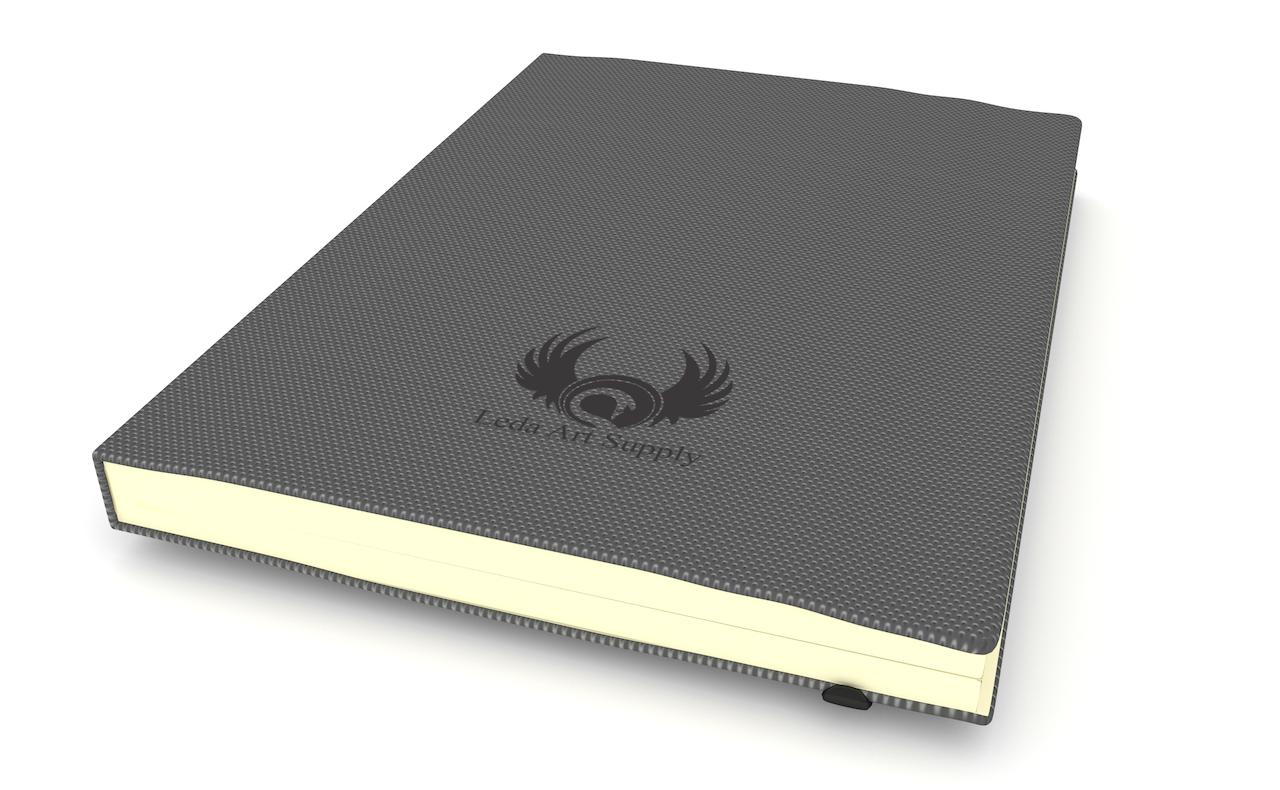 leda art supply notebook. Black Bedroom Furniture Sets. Home Design Ideas