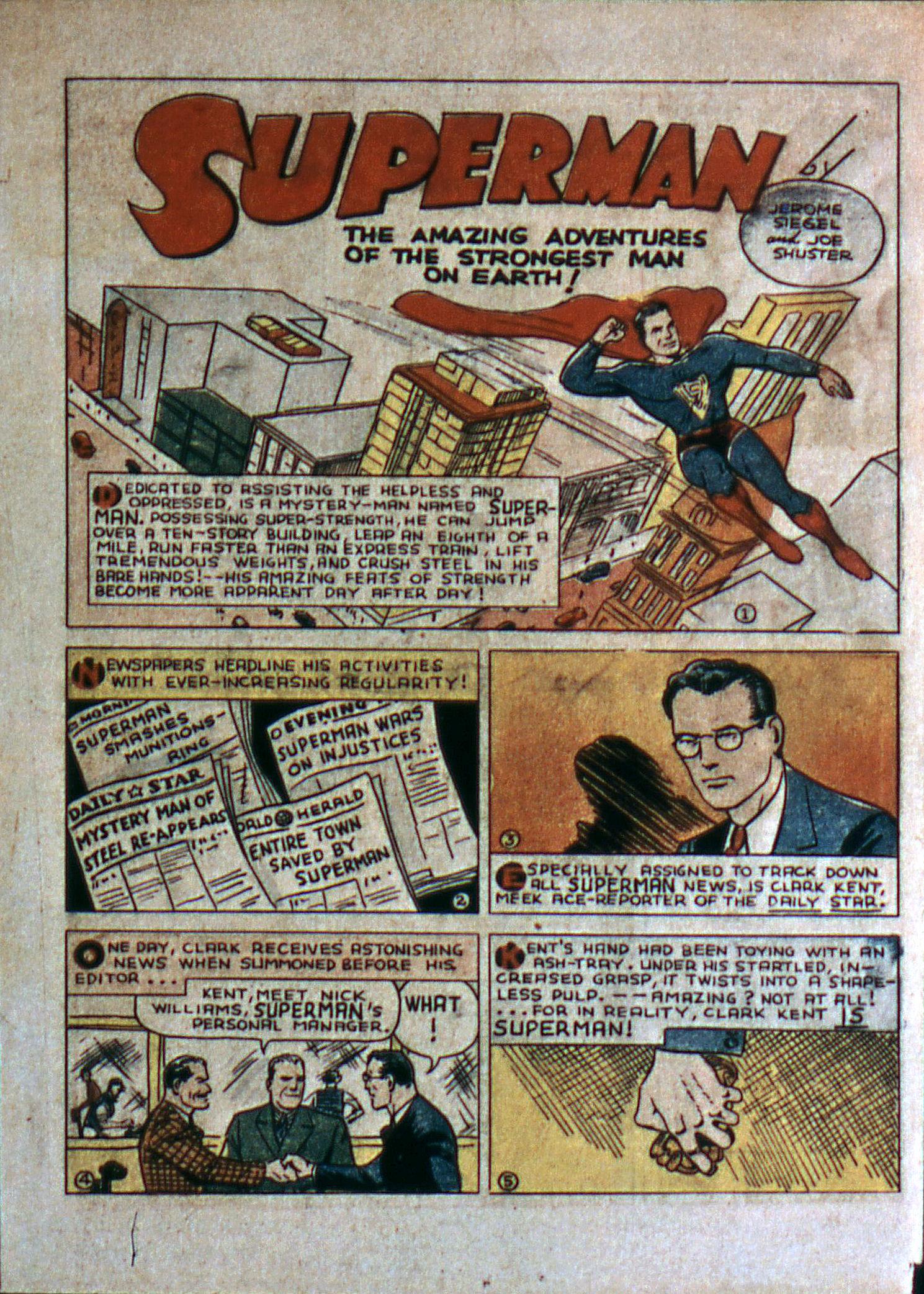 Action Comics (1938) 6 Page 3