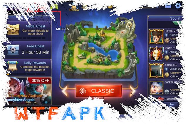 Download Mobile Legends Mod Apk update terbaru