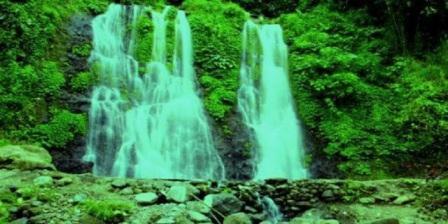 Air terjun kampung anyar air terjun kampung anyar glagah air terjun kembar kampung anyar lokasi air terjun kampung anyar banyuwangi