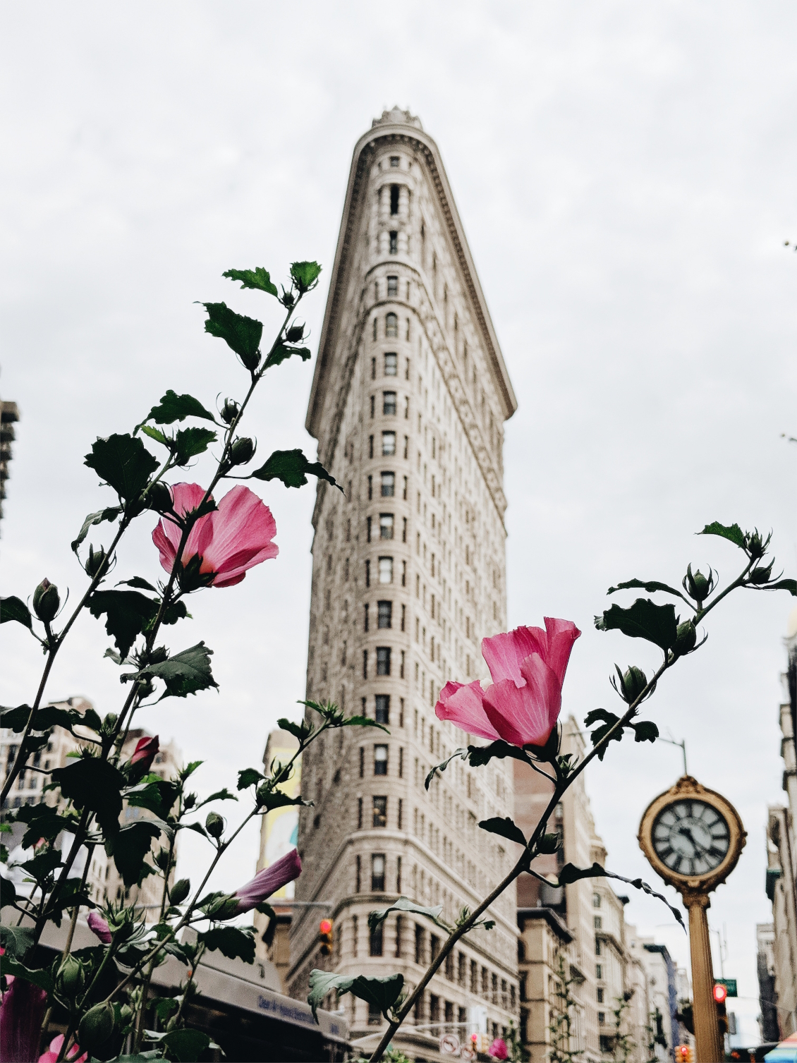New York - Manhattan - Flatiron Building