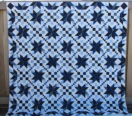 Mi VIda Loca Quilt Free Pattern