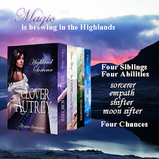 Highland Sorcery Boxed Set picture