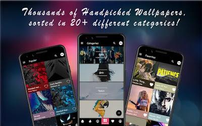 Wallpixel – 4K HD & Amoled Wallpapers apk
