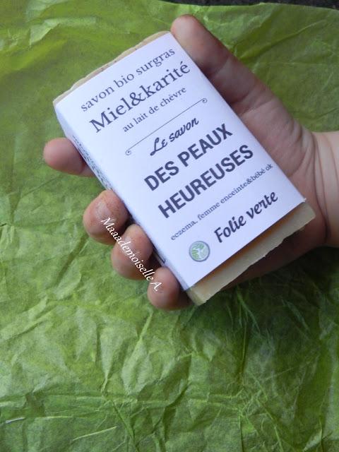 || Savons Folie Verte (Présentation & Avis)