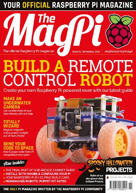 The MagPi 50ª edição