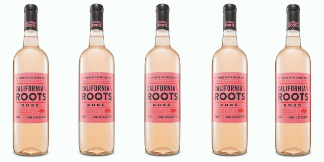 California Roots Rosé for Target