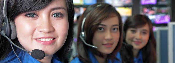 Call Centre Big TV