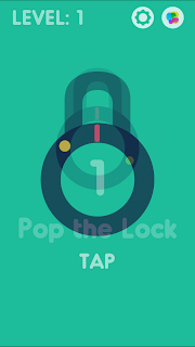 [FREE iPHONE APP] Pop The Lock – How many you can unlock before get stressed and irritated?