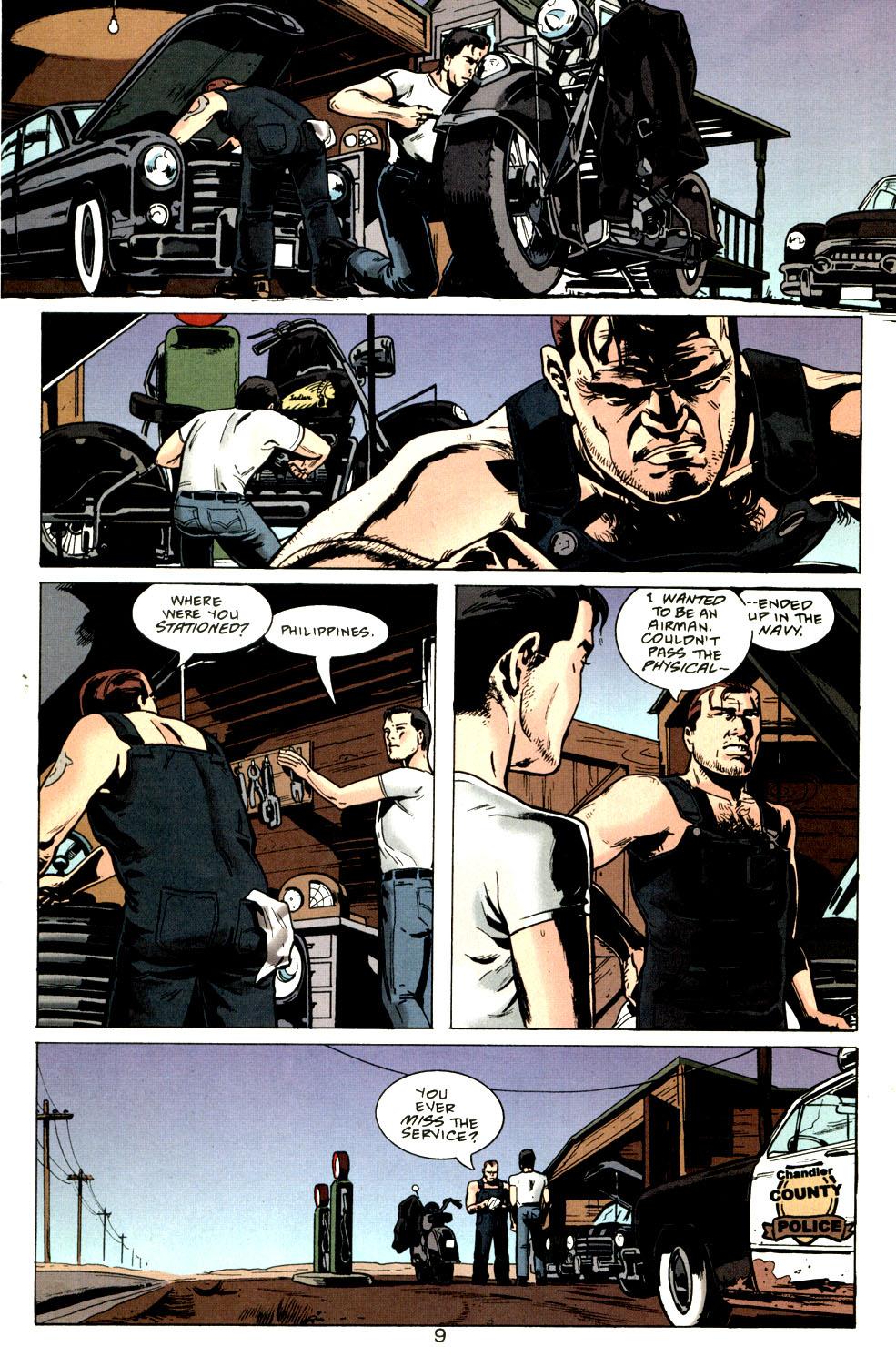 Read online American Century comic -  Issue #9 - 10