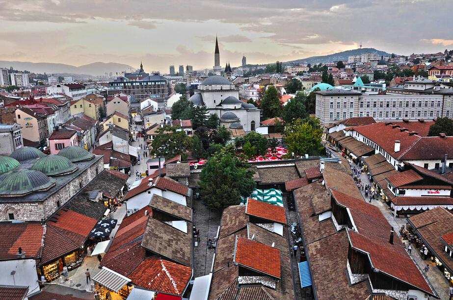 Saraybosna Bosna Hersek