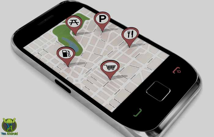 Your Phone is always tracking your location