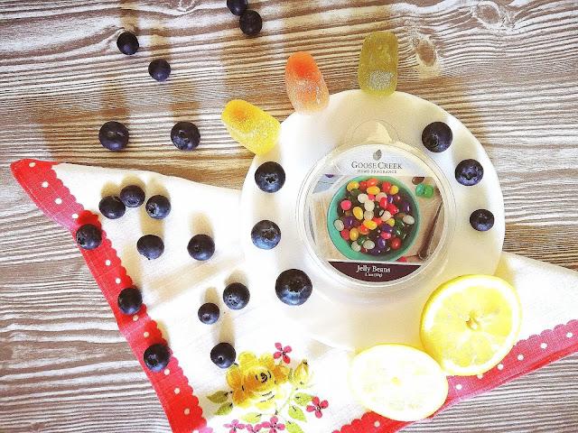 44. Żelkowy raj... Jelly Beans Goose Creek Candle