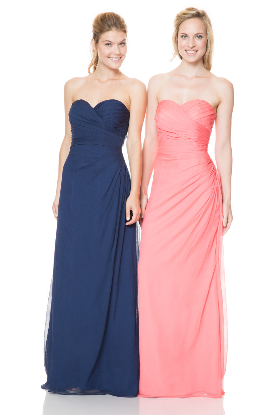 b8ff5779af Tiendamatador  Vestido largo en rosa palo