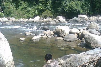 Objek Wisata Aia Bungo (Air Bunga) Desa Baru