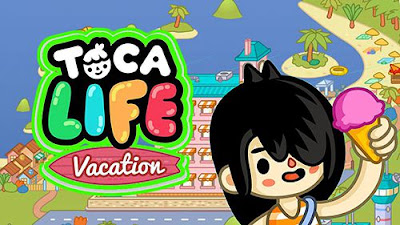 Toca Life Vacation Apk + Data For Android (paid)