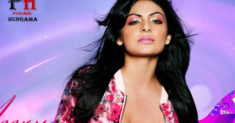 Neeru Bajwa In Showtime Magazine Indian Punjabi