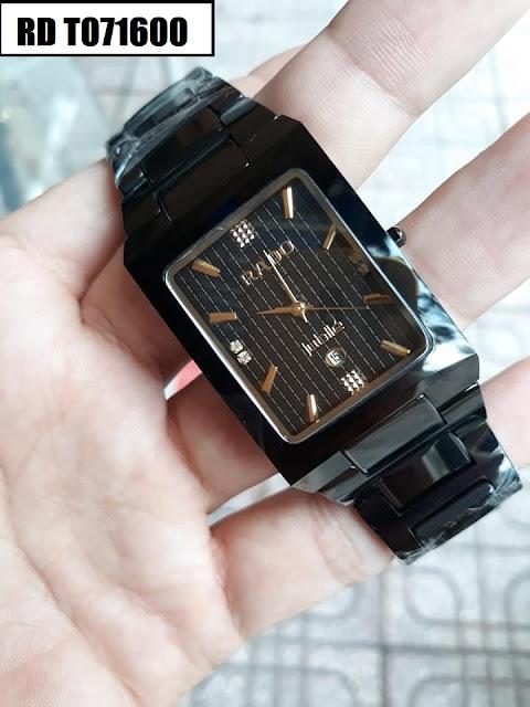 Đồng hồ nam mặt chữ nhật Rado RD T071600