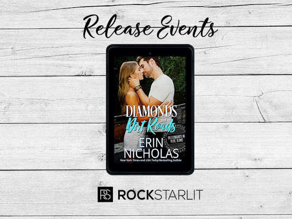 New Release: Diamonds and Dirt Roads (Billionaires in Blue Jeans #1) by Erin Nicholas + Teaser and Excerpt