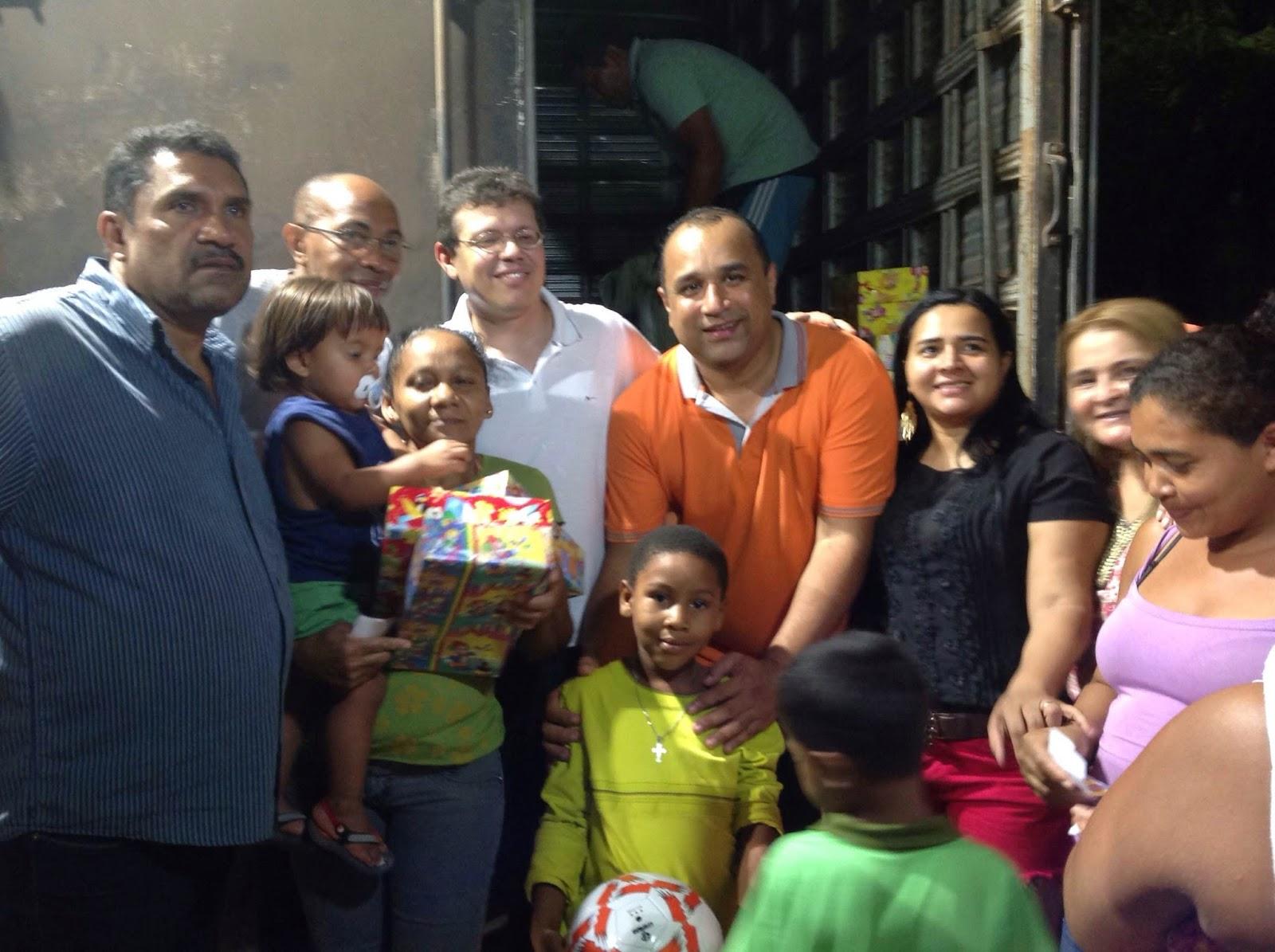 MÊS DAS CRIANÇAS! Caravana Da Criança De Roberto Costa