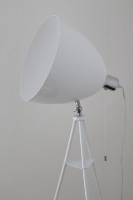 Strahler Lampe von Tchibo