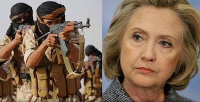 Hillary vs ISIS