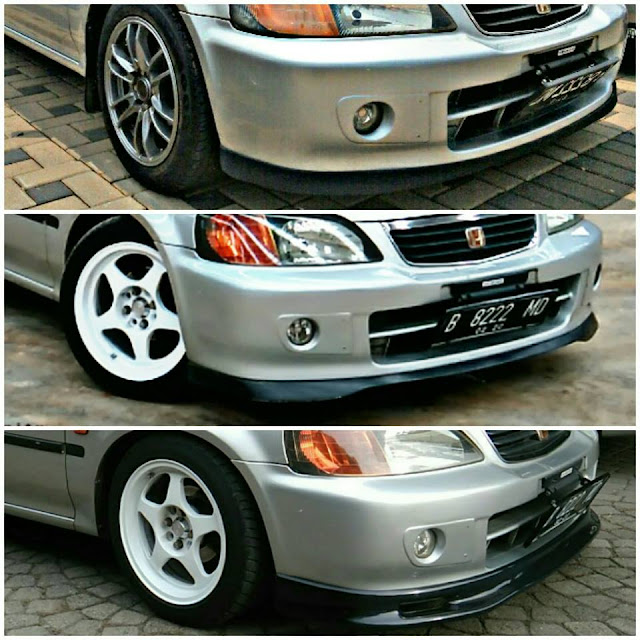 Lips Honda City Type Z
