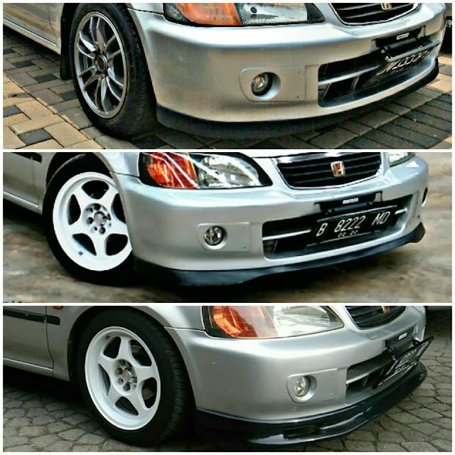 Lips Honda City Type Z