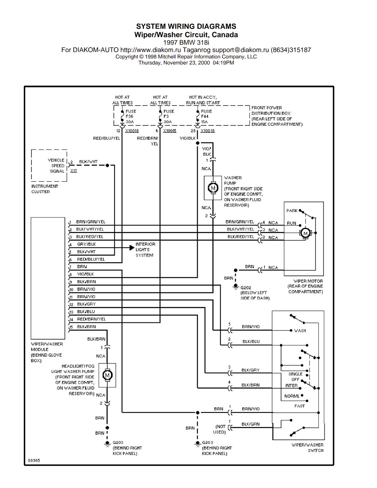 97 Bmw 328i Headlight Wiring Diagram Database