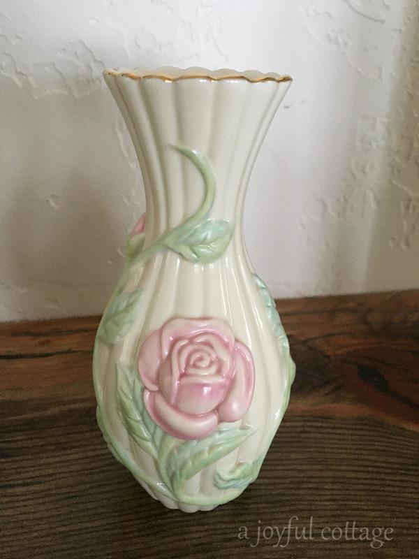 A Joyful Cottage Cottage Life A Lenox Vase An Empty Inbox And