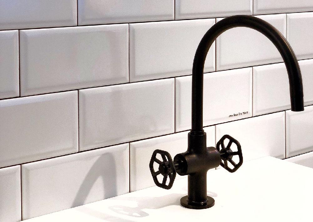 rubinetto da bagno Hipster