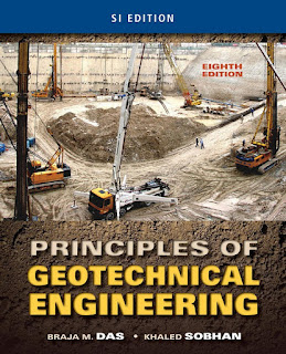 Principles of Geotechnical Engineering Eighth Edition