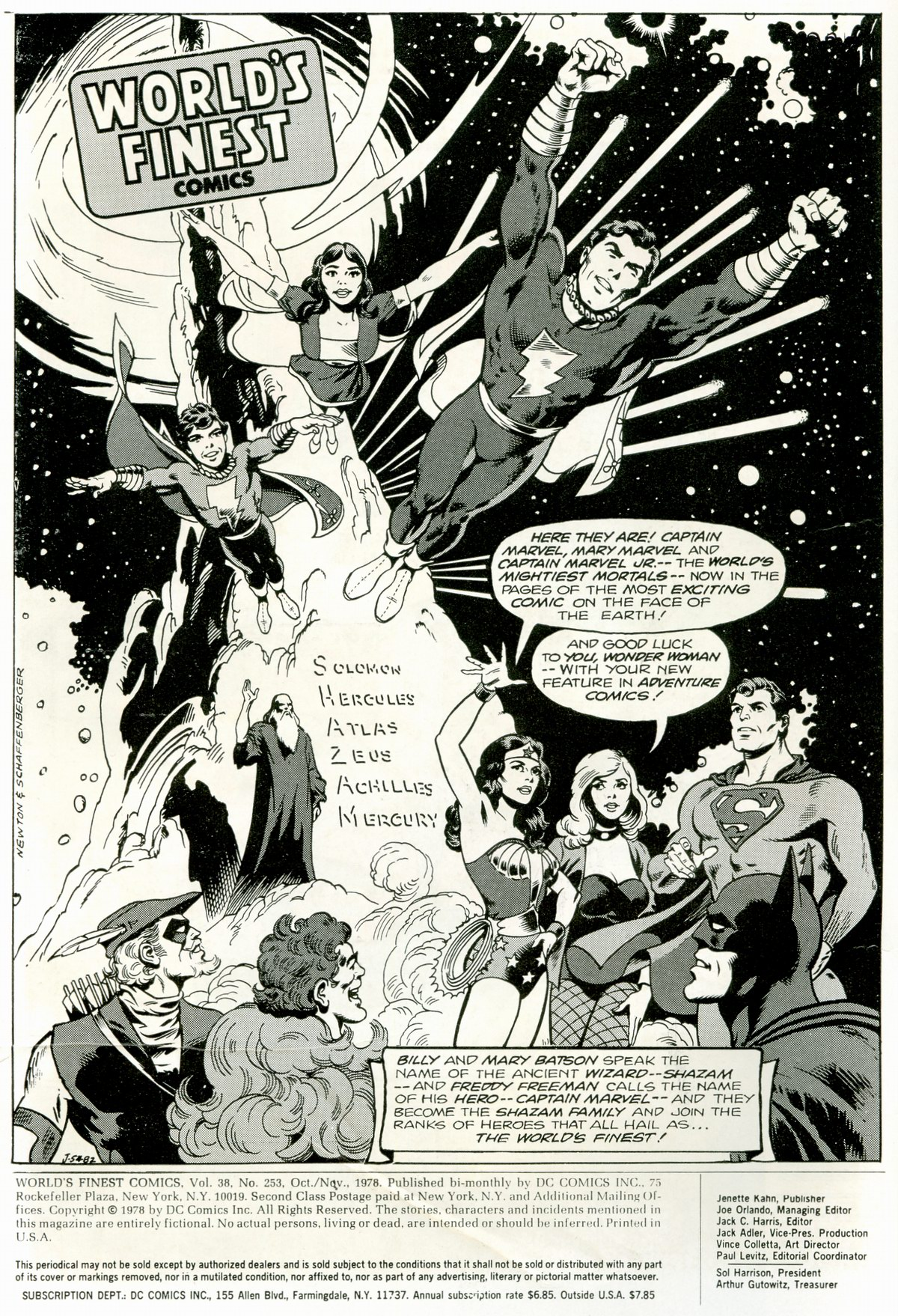 Read online World's Finest Comics comic -  Issue #253 - 3