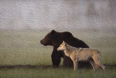 El Oso y el Lobo - Concepcion Arenal