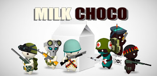 MilkChoco Online FPS Apk v1.0 Mod Unlocked Terbaru Gratis Full