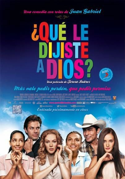 ¿Que le dijiste a Dios? DVDip Latino