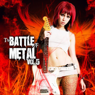 MP3 download Various Artists - The Battle of Metal, Vol. 5 iTunes plus aac m4a mp3