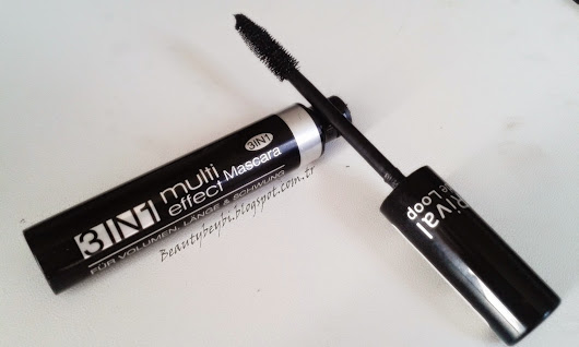 Rival de Loop 3 in 1 multi effect Mascara İnceleme !!
