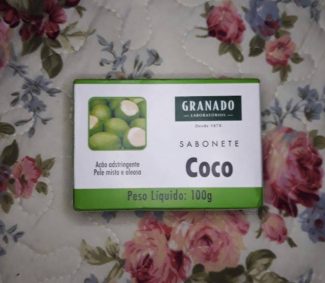 resenha_Granado_Pharmácias_vintage_sabonete_coco_pele_oleosa_mista_adstringente_carolbeautysecrets