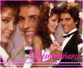 Cinta Mariana/ Quincenera